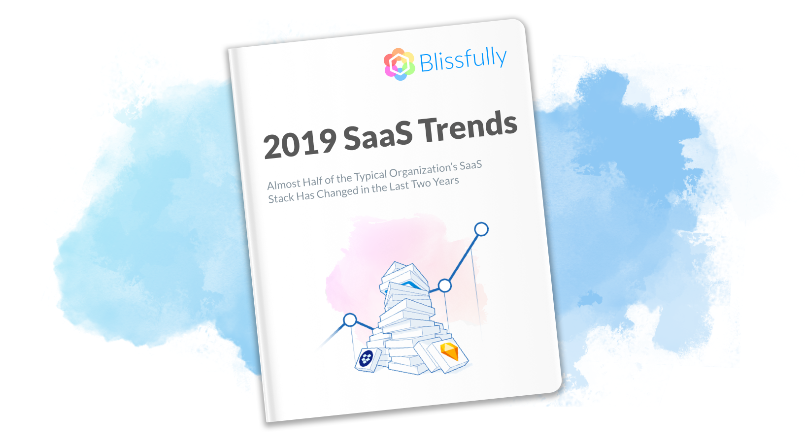 SaaS Trends Illustration