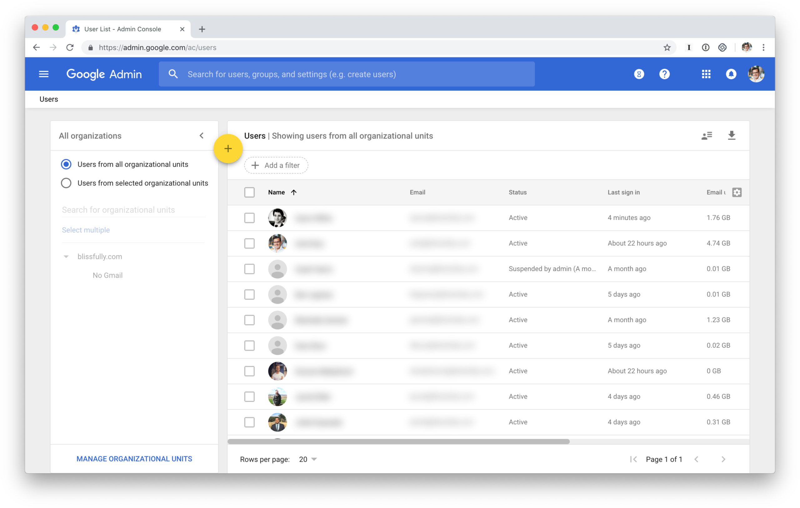 The Comprehensive G Suite Admin Guide - Blissfully