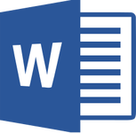 MSWord Icon
