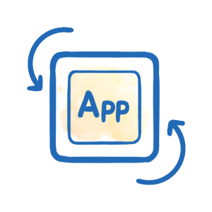 Vendor Workflow App Icon